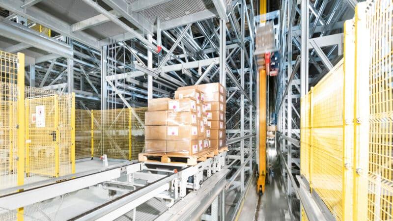 Dematic automatisiert Premium-Distributionszentrum für die Landmark Group